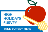 High Holidays Survey