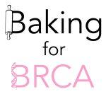 Baking for BRCA Logo SQUARE